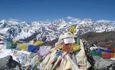 Trekking Route in Himalayan Range