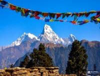 Best Nice Views Annapurna Range