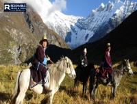 way to langtang valley