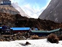 Machhapuchare Base Camp