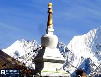 way to Langtang Valley Trek