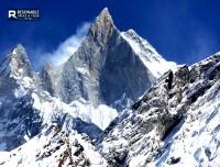 World's 10th highest Mountain