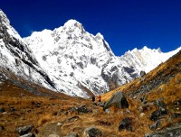 Way to Annapurna Base Camp Trek