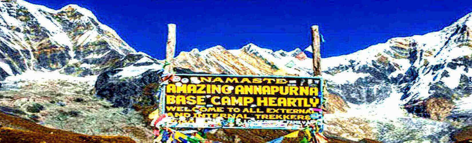 Annapurna Base camp Trekking | Short Annapurna base camp Trek | Reasonable Treks