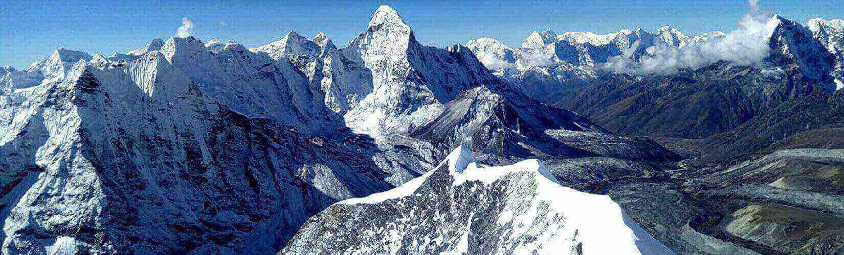 Everest Three Passes Trek | Reasonable Treks And Tour