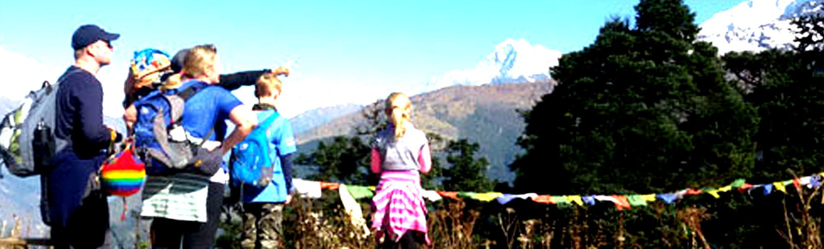 Nepal family Holiday Tour package | Reasonable Treks And Tour