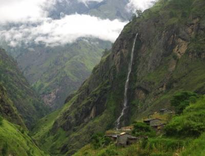 Around Manaslu Trek