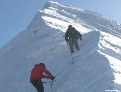 Island / Imjatse Peak Climbing